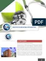 Medicina Integrativa