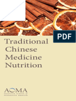 [TCM] Foods and Elements V2