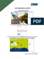 """Guía de Subida de Data a """"OneDrive"""""""
