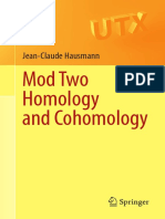 Jean-Claude Hausmann - Mod 2 Homology