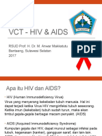 VCT - HIV & AIDS Untuk Dr. Niar by Prilly