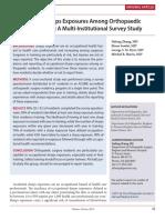Occupational Sharps Exposures - Orthopedics.pdf