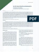 2012 - Exfoliative Cheilitis Dan Penatalaksanaannya