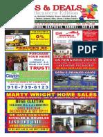 Steals & Deals Southeastern Edition 3-16-17