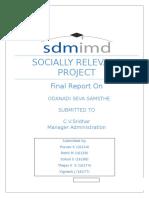 SRP Final Report