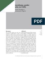 Fabián Bustamante Olguín y Javier Romero Ocampo - Neoliberalismo Poder y Religión - Revista de Investigación Critica