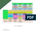 HORARIO DE CLASES PRIMER GRADO CICLO 2015-2016.docx