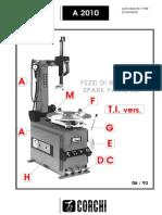 A2010 Parts