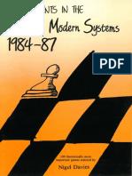 Developments in the Pirc & Modern
