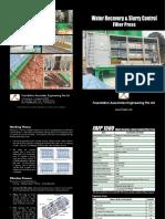 FAFP Filter Press Brochure-2016