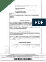 Sentencia Cantera/Lozano