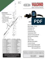 Manual Pistola Cuenta Litros