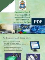 PU Lecture 01