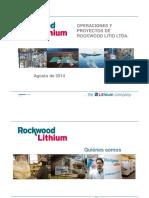 Rockwood Litio Ltda