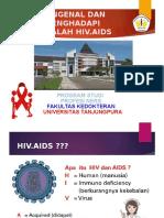 Materi Presentasi Hiv Aids (Presentasi)