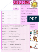 20164 Present Perfect Simple