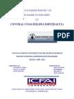 Interim Report on Ccl