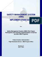 Safety Management System (SMS) Pilot Project, Sms_implementation_guide