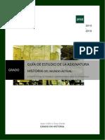 2015-16 Guia 2 Grado Historia Mundo Actual