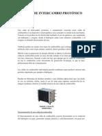 CELDAS DE INTERCAMBIO PROTÓNICO