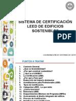 Introducción a la Certificación LEED