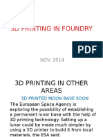 3D in Foundry
