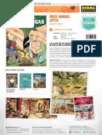 341276375 NOVEDADES Norma Editorial Para Abril 2017 Especial 35º Salon Del Comic