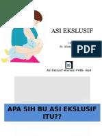 ASI Ekslusif Icha