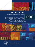 National Institute on Aging Publications Catalog