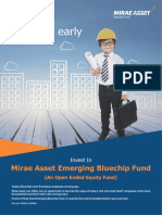 Mirae Asset Emerging Bluechip Fund Jan17