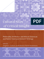 [Angela L. Cotten, Christa Davis Acampora] Cultura
