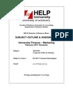 Mgt303 Ufm So Assgn Feb 2017