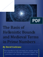 Hellenistic Bounds and Prime Numbers