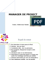 PP Manager Proiect