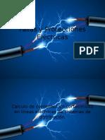 Fallas y Protecciones Electricas