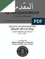 Muqaddimah