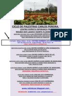 Ciclo de Palestras Carlos Pereira-2010