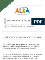 Asociacionismo - Escuela Alba
