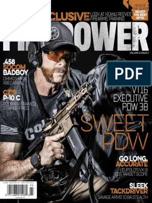 World of Fire Power - April-May 2017 pdf | Telescopic Sight