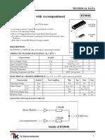 BT8040 Melody Generator