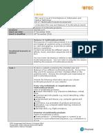 btec assignment brief l2itunit17assignment1of2 docx