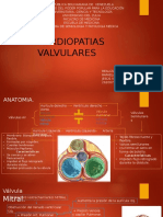 Valvulopatias