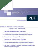 Clase 00 Adm Personas y Subcont 2017-1