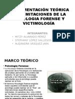 Fundamentación Teórica y Delimitaciones de La Psicologia Forense 1