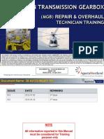 aw139 mgb o/h training course