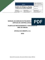 Manual Haccp Apidosa 2017