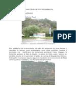 Evaluacion Geoambiental.