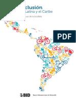 Ciclo Inclusión en América Latina y El Caribe Guía Para Impulsar El Uso de La Bicicleta