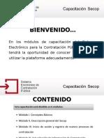 Registro SECOP - 1 -inicial