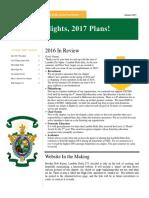 lambda delta newsletter - january